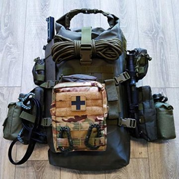 Fluchtrucksack EXTREM Prepper Rucksack Krisenvorsorge Überlebensrucksack #34043 - 2