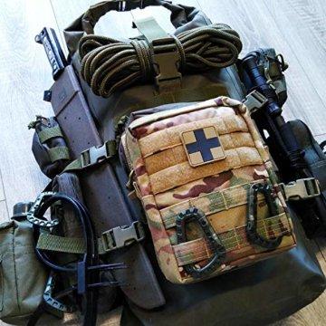 Fluchtrucksack EXTREM Prepper Rucksack Krisenvorsorge Überlebensrucksack #34043 - 3