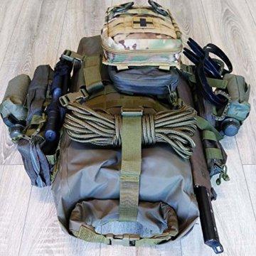 Fluchtrucksack EXTREM Prepper Rucksack Krisenvorsorge Überlebensrucksack #34043 - 5