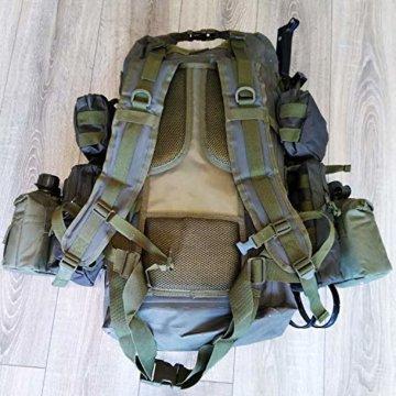 Fluchtrucksack EXTREM Prepper Rucksack Krisenvorsorge Überlebensrucksack #34043 - 6
