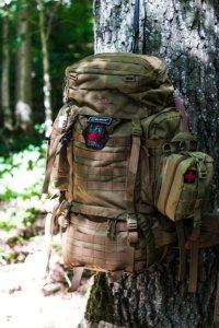 rucksack militärrucksack fluchtrucksack militär